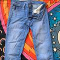 American Eagle Outfitters Jeans   Ae Electric Blue Jeggings   Color: Blue   Size: 6
