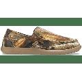 Crocs Khaki Men's Santa Cruz Realtree Edge® Slip-On Shoes