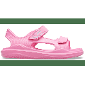 Crocs Pink Lemonade / Pink Lemonade Kids' Swiftwater™ Expedition Sandal Shoes