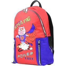 Backpack - Red - Dolce & Gabbana Backpacks