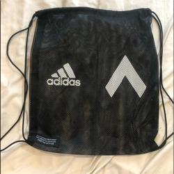 Adidas Bags | Adidas Soccer Backpack | Color: Black | Size: Os