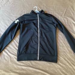 Under Armour Jackets & Coats | Black Under Armour Jacket | Color: Black | Size: S