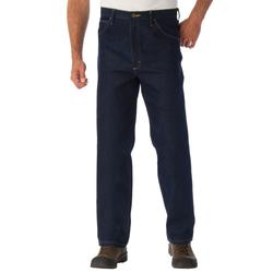 Men's Big & Tall Wrangler Relaxed Fit Stretch Jeans by Wrangler in Prewashed (Size 40 38)