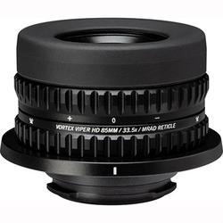Vortex Optics Viper Hd 85mm Reticled Eyepiece - 33.5x Viper Hd Reticled Eyepiece, Mrad
