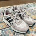 Adidas Shoes | Adidas Trendy Sneakers | Color: Black/Cream | Size: 8