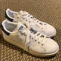Adidas Shoes | Adidas Stan Smith | Womens: 7 Runs Big | Color: Blue/White | Size: Womens: 7 | Runs Big