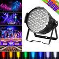 DJ Par Lights,160W LED Par Stage Light Remote and DMX512 Controllable Black Light RGB, Color Disco Lights for DJ Club Party Bar Karaoke Wedding Show Live Concert Lighting,Black Light Cannon Decor