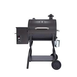 Z GRILLS ZPG-550A 2020 New Model Wood Pellet Grill & Smoker 8 in 1 BBQ Grill Auto Temperature Control, 590 sq in Black