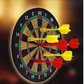 Dartboards Games Magnetic Dart Board for Kids Teens Adults Toys Indoor Outdoor Games Dart Game Party Dartboard Sports Games Safe Dart Game Dartboard with 6PCS Magnet Darts