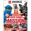 LEGO NINJAGO Choose Your Ninja Mission: With NINJAGO Jay minifigure
