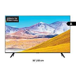 "Samsung GU50TU8079UXZG TV 127 cm (50"") 4K Ultra HD Smart TV WiFi Noir GU50TU8079UXZG, 127 cm (50""), 3840 x 2160 Pixels, LED, Smart TV, WiFi, Noir"