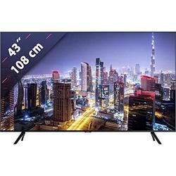 "SAMSUNG GU43TU8079UXZG TV 109,2 cm (43"") 4K Ultra HD Smart TV WiFi Noir GU43TU8079UXZG, 109,2 cm (43""), 3840 x 2160 Pixels, LED, Smart TV, WiFi, Noir"