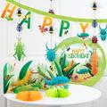 Creative Converting 6 Piece Bugs Party Decoration KitHeavy Duty Paper in Blue/Green/Orange   Wayfair DTC5672E1A
