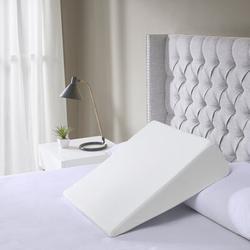White Noise Alexandria Memory Foam Wedge Pillow Memory Foam, Size 22.0 H x 24.0 W x 7.0 D in | Wayfair 9424EF91031E4D7FBDE369C6D3571B24