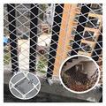JHKJ Safety net, Pet Climbing Net, Climbing Net Indoor/Outdoor Playground Cargo Net Outdoor Climbing Net for Kids, Climbing Net,2X 9m(6.6 29.5ft)