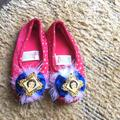 Disney Shoes   Adorable Little Girls Disney Sleeping Beauty Shoes   Color: Red/White   Size: 7.5g