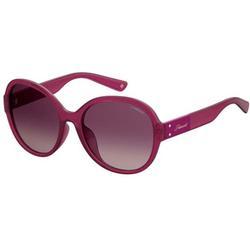 Pld 4073/f/s Asian Fit Polarized Lhf/jr Women's Sunglasses - Purple - Polaroid Sunglasses