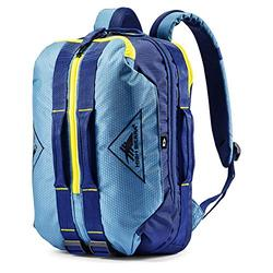 High Sierra Dells Canyon Travel Backpack, Graphite Blue/True Navy/Glow, One Size