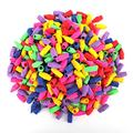 Nicunom 400 Pack Pencil Eraser Caps, Pencil Eraser Toppers, School Erasers for Kids, School Supplies for Teachers, Assorted Color
