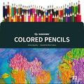 Colored Pencils for Adults- 72 Count Soft Core Pre-Sharpened Drawing Pencils for Adult Coloring