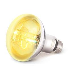 DGE UVB UVA Heat Lamp for Reptiles Real 100 Watt UVB Reptile Light for Snake Turtle Bearded Dragon