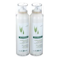 Klorane Shampooing Sec Extra Doux au Lait d'avione ml shampooing