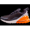 Nike Air Max 270 Grise Et Orange Baskets/Running/Streetwear Homme