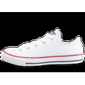 Baskets Converse Chuck Taylor All Star Leather Ox Blanche Enfant