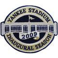 Emblem Source New York Yankees Stadium 2009 Inaugural Season Patch