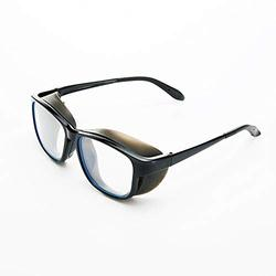 [APURY Eye Guard Protective Glasses] UV Protection I Prescription Glasses I Medical Safety Glasses I Eye Protection Glasses I Anti Fog Glasses I