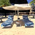 Jemets Quick Dry Towel Covers for Hotel Holiday Beach Towel Chair Covers Pool LOUNGEs Chair Covers Towel with Pockets Beach Towel Covers for Chaise LOUNGEs Chairs Green Leaves 1 PC