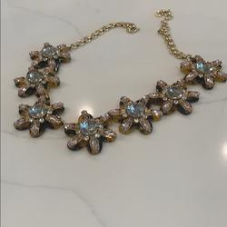J. Crew Jewelry | 18 Inch J Crew | Color: Gold | Size: Os