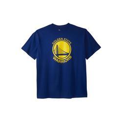 Men's Big & Tall NBA Team Logo Tee by NBA in Golden State Warriors (Size XLT)