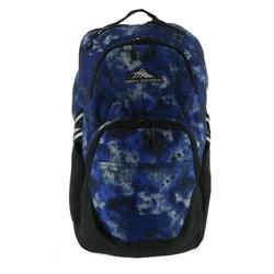 High Sierra Men's Swoop Backpack Blue/Black/White