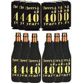 40th Birthday Gifts for Men, 40th Birthday Gifts, 40th Birthday Can Coolers, 40th Birthday Decorations for Men, 40th Birthday Party Supplies, 40th Birthday Favors, 40th Birthday Party Supplies