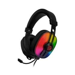 Thermaltake TT eSPORTS Pulse G100 RGB 53mm Neodymium Driver Adjustable Leatherette Headband Lightweight Gaming Headset