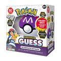 Bandai- Pokémon-Dresseur Guess Les Aventures de Sacha-Poké Ball-Jeu électronique Interactif-Parle français, ZZ20106