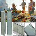 ZBMZB BBQ Infrared Burner Stainless Steel Ceramics Gas Burner Infrared Ceramic Burner (Square 20.8x3.7inch)