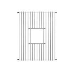 Whitehaus Quatro Alcove Kitchen Sink Grid - Stainless Steel GR532