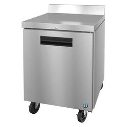 "Hoshizaki WR27A-01 SteelHeart 27"" Worktop Refrigerator w/ (1) Section, 115v"
