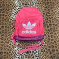 Adidas Accessories   Adidas Pink And Purple Backpack Book Bag   Color: Pink/Purple   Size: One Size