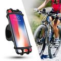 Bicycle Mount Handlebar Silicone Holder Bike Non-Slip Strap Compatible with Motorola Moto e6 - Motorola Moto G Fast - Motorola Moto G Power (2020) - Motorola Moto G Stylus
