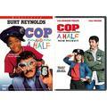 Cop And A Half / Cop And A Half: New Recruit (2 Disc DVD Set) - Starring: Rocky Giordani, Ralph Wilcox, Lou Diamond Phillips, Lulu Wilson, Janet Kidder (Director: Henry Winkler, Jon Rosenbaum)