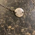 American Eagle Outfitters Jewelry | American Eagle Silver Necklace 16 Inches Length | Color: Silver | Size: Os