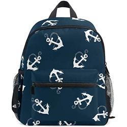 NB UUD Mini Backpack Beach Nautical Sea Anchor Daily Backpack for Travel