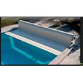 Volet de piscine hors sol fixe solaire_L4500mm X l8500mm