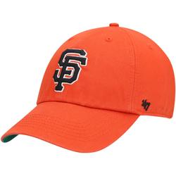 """Men's '47 Orange San Francisco Giants Franchise Flex Hat"""