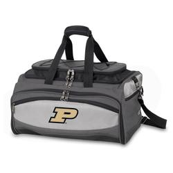 Purdue Boilermakers Portable Charcoal Grill & Cooler Tote