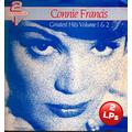 Connie Francis / Greatest Hits Volume 1 & 2