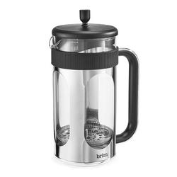 Brim 8-Cup French Press Coffee Maker in Gray, Size 8.77 H x 6.1 W x 6.1 D in | Wayfair 50023